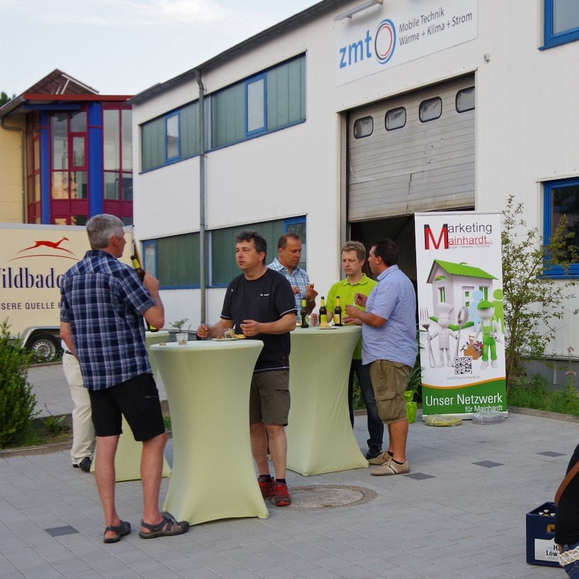 Marketing Mainhardt bei zmt